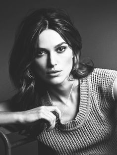 Ms. Keira Knightley for Glamour UK, November 2014