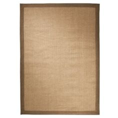 Chenille Jute Rug from Target for nursery - 5x7 - $79.99