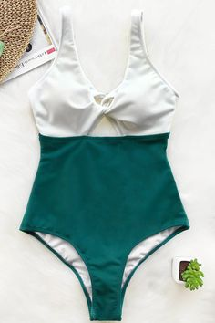 Cupshe Amber Dream One-piece Swimsuit