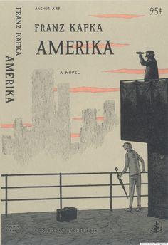 Franz Kafka, Amerika (Edward Gorey cover)