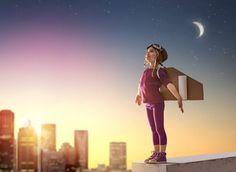 Sognare é fonte di ISPIRAZIONE. I nostri sogni ci spingono oltre i confini dell realtà. Perchè la nostra realtà sarà Speciale e Meravigliosa!
