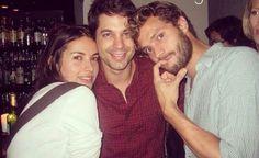 Jamie & Amelia with Adam Garcia