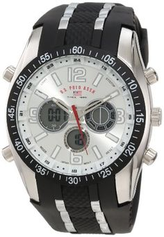 U.S. Polo Assn. Sport Men's US9061 Black Rubber Strap Watch at $21.99  http://www.bboescape.com/products/buy/952/watches/U-S-Polo-Assn-Sport-Men-s-US-Black-Rubber-Strap-Watch