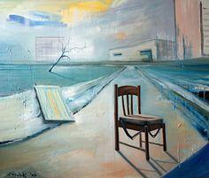 """Saatchi Online Artist Rudolf Janák; Painting, """"Old triumph"""" #art"""