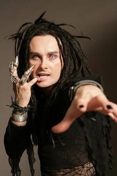 Dani Filth :: Cradle of Filth
