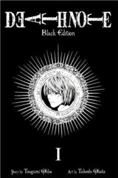 Death Note: Black Edition, Vol. 6 (Death Note: Black Edition by Tsugumi Ohba Charles Darwin, Comic Shop, New Fiction Books, The Notebook, Tsugumi Ohba, Death Note Light, Death God, Gekkan Shoujo Nozaki Kun, Viz Media