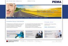 Mit ausdrucksstarken, dynamischen Bildern und im #ResponsiveDesign stellt die neue #PEMA #Website die umfangreichen Services des europaweit führenden #Truck- und #Trailer-Vermieters vor. Das #Blackbit-Team hat den #Internetauftritt auf Basis des flexiblen #CMS #pimcore umgesetzt. http://www.blackbit.de/pema-website-responsive-design
