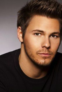 Scott Clifton, on the Bold and Beautiful. He may be young, but he's still sexy as heck! I love watching him.