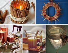 EAT DRINK PRETTY: Cinnamon sticks