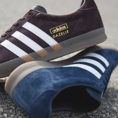 crispculture:  adidas Gazelle Sneakers - Order Online at Size?