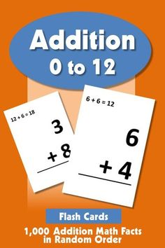 Buy Addition Flashcards 0 to Addition Math Facts in Random Order by A Discovery Book and Read this Book on Kobo's Free Apps. Discover Kobo's Vast Collection of Ebooks and Audiobooks Today - Over 4 Million Titles! Addition Flashcards, Math Facts, Arithmetic, Audiobooks, This Book, Ebooks, Language, Reading, Discovery