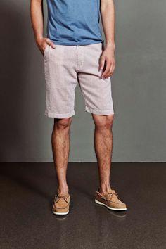 Jordan Craig Seersucker Shorts - Perfect with Boat Shoes