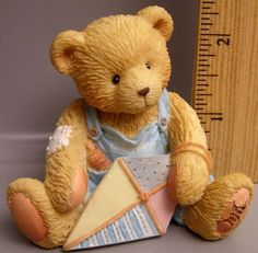 Cherished Teddies Catalog | Everything Teddy Bear Catalog Pg 2a: Cherished Teddies Months of the ...
