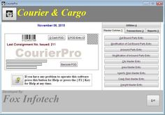 This is a software developed in Visual FoxPro. This software's executable version is available for free on www.foxinfotech.in and if you satisfied with the software and want to make it more customized then you can download this software including source code from here.  It is included all source fil