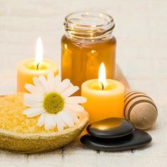 Badezusätze - Rezept zum selber machen für Badesalz mit Honig