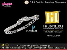 10-Sep-2015 We are Platinum Official Retailer  #PlatinumJewelry #Platinum  #IHJEWELERS #AHMADABAD #GOLDORNAMENTS  http://www.ihjewellers.com/about.php