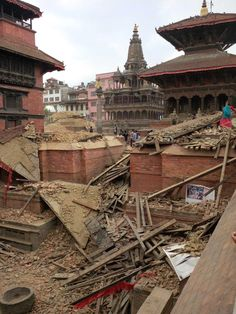Nepal Earthquake: Pashupatinath Temple remains unharmed