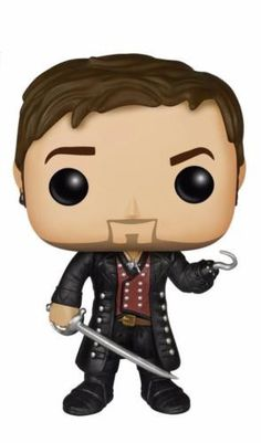 Funko POP! Television Once Upon A Time Hook Vinyl Figure 272