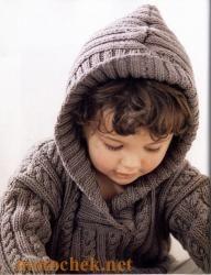 Пуловер для мальчика | MOTOCHEK.NET