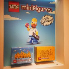 Lego Minifigures: New Simpsons Series 2014