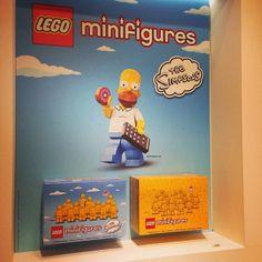 Lego Minifigures: New Simpsons Series 2014