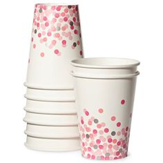 jcpenney - MarthaCelebrations™ Paper Cups – Cotton Candy - jcpenney