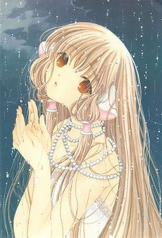 "Chii from ""Chobits"" series by manga artist group CLAMP. Cardcaptor Sakura, Chobits Anime, Illustrations, Illustration Art, Otaku, Manga Artist, Cosplay, Anime Comics, Beautiful Artwork"