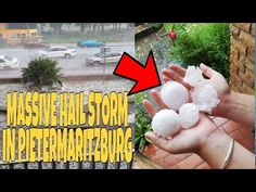 #Climate #SthAfrica #SWD #GREEN2STAY 🎯⚖️♻️💚🌏🤔🌨️❄️🇿🇦 Massive hail storm in pietermaritzburg.natural disasters - YouTube Trust And Loyalty, Hail Storm, Natural Disasters, Geology, Africa, Youtube, Youtubers, Youtube Movies