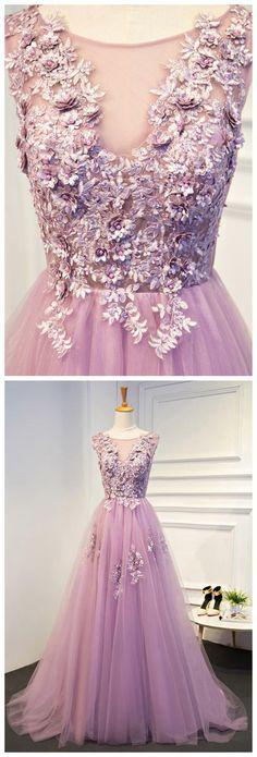 Appliques A-Line Prom Dress,Long Prom Dresses,Prom Dresses,Evening Dress, Prom Gowns, Formal Women Dress,prom dress P0700 #promdresses #longpromdress #2018promdresses #fashionpromdresses #charmingpromdresses #2018newstyles #fashions #styles #hiprom #pink #rosepink #newprom #dress #laceprom #eveningdresses