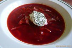 Az orosz céklalves, a borscs leves hús nélkül is elkészíthető és igazán különleges és pikáns leves. Vegetáriánus borcs recept képpel.
