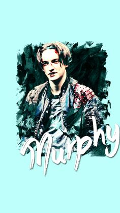 "spoopymurphy: "" The 100 Unity Week "" Day 2: Favorite Male Character - John Murphy ""Touch me again and I'll end you…"" ""in a non-criminal way."" """
