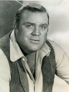 Dan Blocker 'Hoss Cartwright' 1928-1972