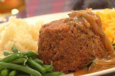 Veggie Haggis; this looks like an easy veggie Burns Night supper haggis recipe!