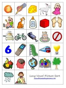 Short and Long Vowel Sound Sort - A Differentiated Common Core ...