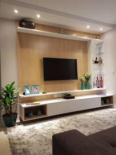 Sala de Estar: Salas de estar modernas por Juliana Zanetti Arquitetura e Interiores