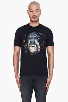 Givenchy for Men SS18 Collection. Givenchy ClothingRottweilerOnline  BoutiquesMen OnlineCool T ShirtsShirt DesignsMens ... 5a82b4c67d53