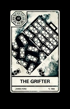 Lost Tarot: The Grifter