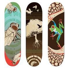 popular skateboard designs - Google Search
