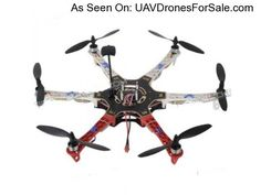 F550 550mm MWC 2.1 Hexacopter UFO with 6 ESC Motors/Propellers and GPS Module for Sale. http://uavdronesforsale.com/index.php?page=item=208