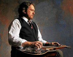 Dobro wizard Jerry Douglas bringing his bluegrass stylings to Kent Stage. #bellejarrecords