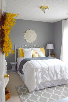 Stylish Bedroom Decorating Ideas to Inspire You ★ See more: http://glaminati.com/bedroom-decorating-inspiring-ideas/