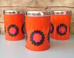 tin canister set – Etsy DE