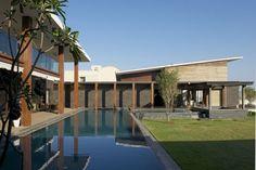PA_House / atelier dnD -  Khandala, India