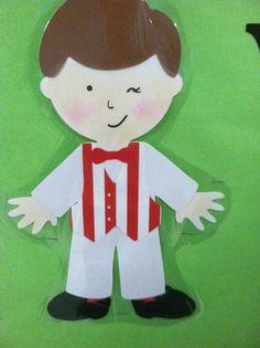 Willy Wonka Cricut Everyday Paper Dolls - Candyman