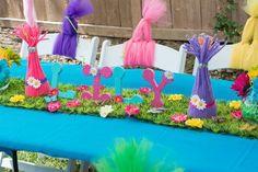 Trolls Birthday Party Ideas | Photo 1 of 49