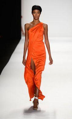 KUFMANFRANCO #Runway #SS14 New York Fashion week #NYFW