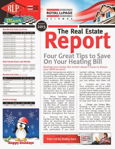 Making The Most Of Real Estate Newsletter  Daley Progress Inc