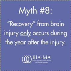 """This blog is part 2 of """"Brain Injury Myths DEBUNKED."""" To see part 1, click here. There areunfortunatelyhundreds of myths about brain injury which you can find all over the Internet. T…"""