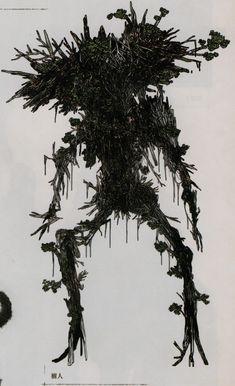 Dark Souls Concept Art - Trent Concept Art