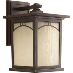 PP605320 Residence Entrance Outdoor Wall Light - Antique Bronze